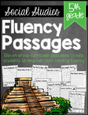 5th Grade Social Studies Fluency Passages