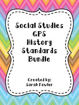 5th Grade Social Studies History Bundle!