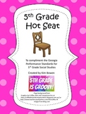 5th Grade Social Studies Hot Seat-GPS