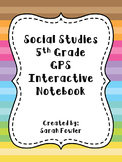 5th Grade Social Studies Interactive Notebook