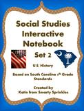 Interactive Notebook for 5th Grade Social Studies, Set 2