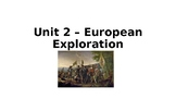 5th Grade Social Studies Passport Unit 2 European Exploration Lessons Powerpoint