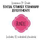 5th Grade Social Studies Performance Assessment Bundle