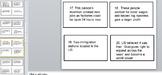 5th Grade Social Studies Review
