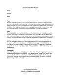 5th Grade Social Studies State Reports