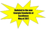 5th Grade Social Studies Tests All Units--Updated to New Georgia Standards