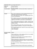 5th Grade Social Studies Unit 2; European Exploration
