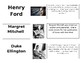 5th Grade Social Studies Vocabulary Cards Post WWI-New Deal