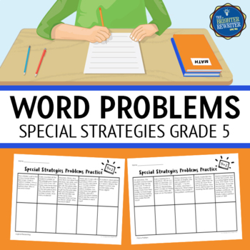 Word Problems 5th Grade Special Strategies