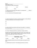 5th Grade Spelling Lists & Activities