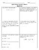 5th Grade Spiral Review Quarter 2, Week 2