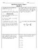 5th Grade Spiral Review, Quarter 3 Week 7