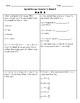 5th Grade Spiral Review, Quarter 3 Week 9