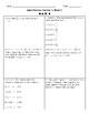 5th Grade Spiral Review, Quarter 4 Week 2