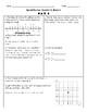 5th Grade Spiral Review, Quarter 4 Week 4