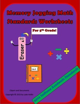 Indiana Math Review for 5th Grade