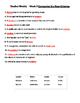 5th Grade Studies Weekly Vocabulary - Week 3