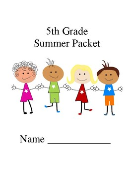 5th Grade Summer Packet