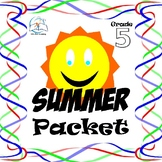 5th Grade Summer Packet