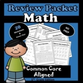 5th Grade  Review Packet