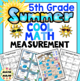 5th Grade Summer School Math: 5th Grade Measurement