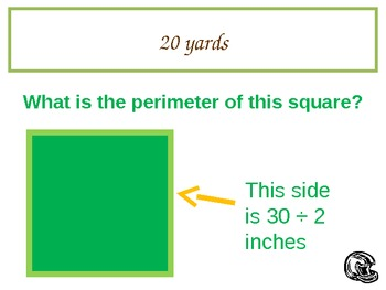 5th Grade Super Bowl Math Review