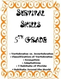5th Grade Survival Skills Workshop