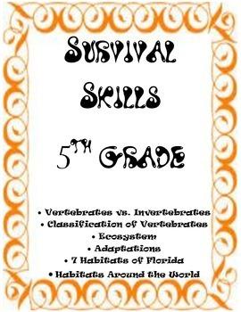 5th Grade Survival Skills Workshop