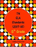 5th Grade TN ELA Standards (2017-18)