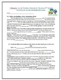 5th TN Social Studies 5.1-26 - Prior to Civil War, Civil War, Reconstruction