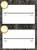 5th Grade Task Cards: Finding the Midpoint