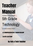 5th Grade Technology Curriculum: 32 Lessons