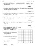 5th Grade Test Prep #2 CCRA, NWEA, PARCC, Common Core, Assessment