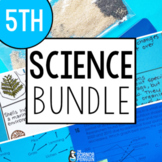 5th Grade Science Mega Bundle {Texas Edition}
