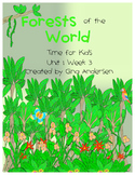 "5th Grade Treasures Reading Unit 1 Week 3 ""Forests of the World"""
