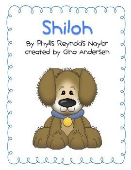 "5th Grade Treasures Reading Unit 2 Week 1 ""Shiloh"""