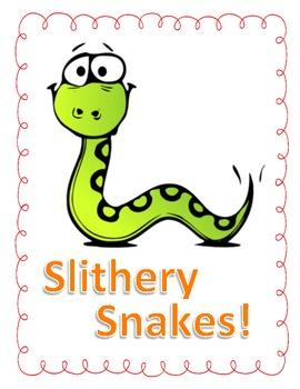 "5th Grade Treasures Reading Unit 2 Week 2 ""Rattlers"""