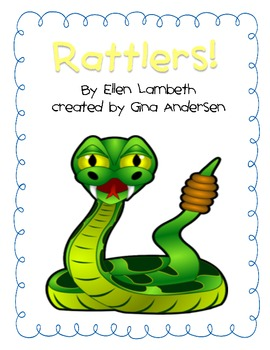 "5th Grade Treasures Reading Unit 2 Week 2 ""Rattlers"""