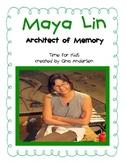 "5th Grade Treasures Reading Unit 2 Week 3 ""Maya Lin"""