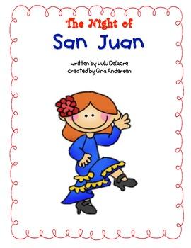 "5th Grade Treasures Reading Unit 2 Week 4 ""The Night of San Juan"""
