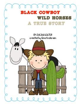 "5th Grade Treasures Reading Unit 2 Week 5 ""Black Cowboy"""