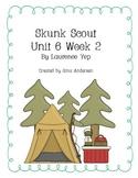 "5th Grade Treasures Reading Unit 6 Week 2 ""Skunk Scout"""