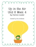 """5th Grade Treasures Reading Unit 6 Week 4 """"Up in the Air"""""""