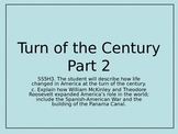 5th Grade Turn of the Century Part 2 - Spanish-American War and the Panama Canal