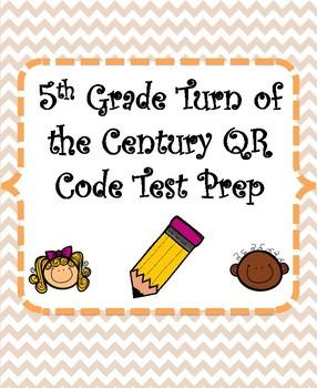 5th Grade Turn of the Century Test Prep
