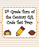 5th Grade Turn of the Century Test Prep