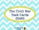 5th Grade U.S. History Task Cards Bundle:  SS5H1-SS5H9