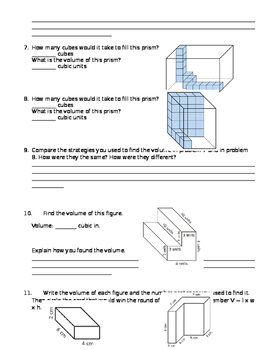 5th Grade Unit 1 Study Guide for Everyday Math 4