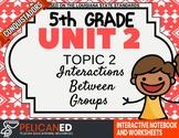5th Grade - Unit 2 Topic 2 – Part A – Conquistadors