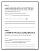 5th Grade Unit 3 Everyday Math Study Guide and Cover Sheet
